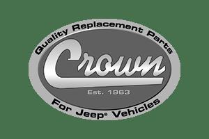 Webshop producten van Crown | 4Low Jeep specialist Budel