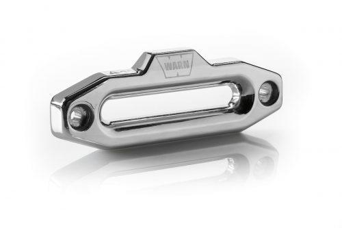 Warn Premium Hawse Fairlead/ liervenster – Gepolijst – ø254mm