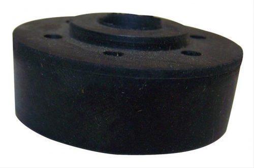 39 schokdemper rubber vooras Wrangler TJ