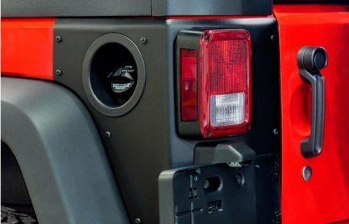 AEV achterhoekbeschermers- Jeep Wrangler JK 2-deurs