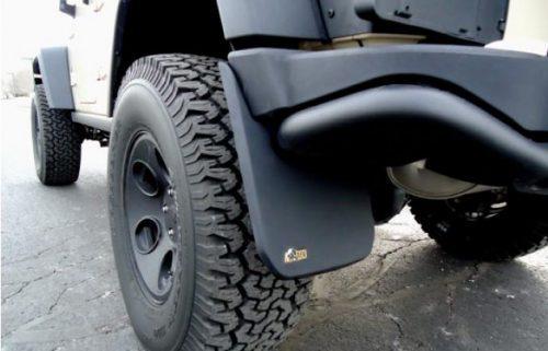 AEV achterste stalen bumper - Jeep Wrangler JK