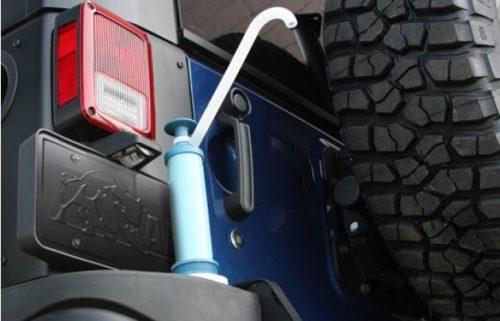 AEV waterpomp voor achterbumper - Jeep Wrangler JK