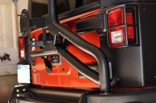 AEV bandendrager - Jeep Wrangler JK
