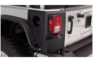 BUSHWACKER achterhoeken Trail Armor- Jeep Wrangler JK 2-deurs