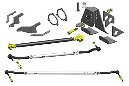 Clayton High Steer Kit Jeep Wrangler TJ / LJ