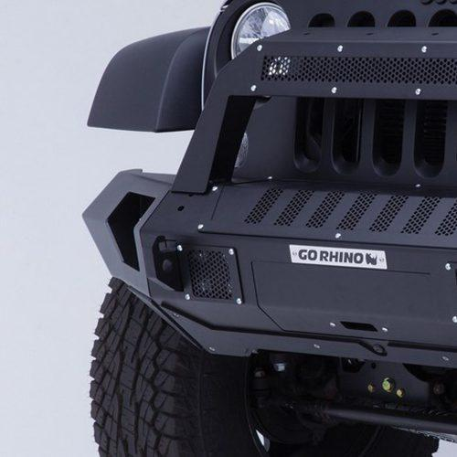 Go Rhino Trailline verlichting montage beugel bullbar model - Jeep Wrangler JK 07-18