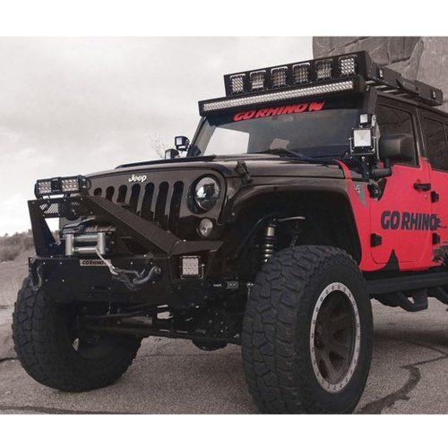 Go Rhino Trailline 30 Verlichting montage beugel Stinger model - Jeep Wrangler JK 07-18