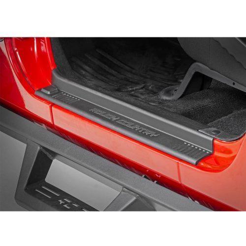 Rough Country deur bescherming voor - Jeep Wrangler JK 2 Doors 07-18