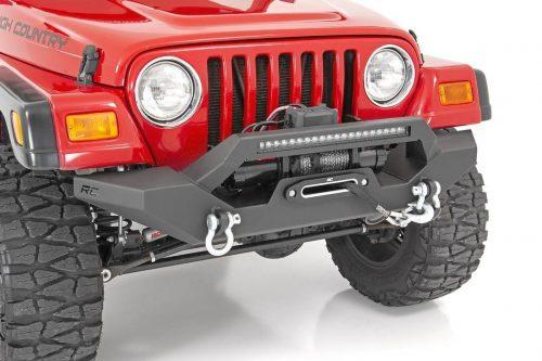 Rough Country LED-lierbumper Wrangler TJ 97-06