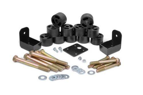 Rough Country liftkit 1,25inch Wrangler TJ 97-06