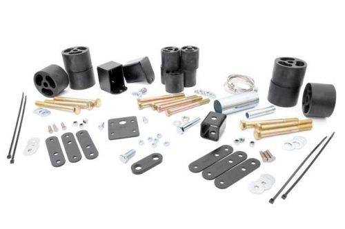 Rough Country liftkit 2 inch Wrangler TJ 97-06 automaat