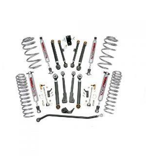 Rough Country X-series liftkit 2,5 inch Wrangler TJ