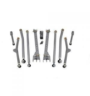 Rough Country 4-6 inch liftkit Wrangler TJ 97-06
