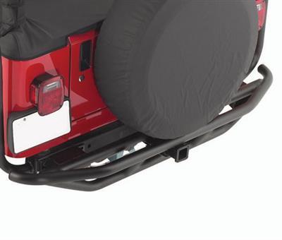 Smittybilt buisvormige achterbumper SRC - Jeep Wrangler YJ