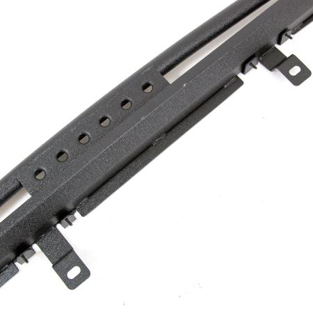SMITTYBILT sidebars SRC Classic - Jeep Wrangler JK 2-deurs