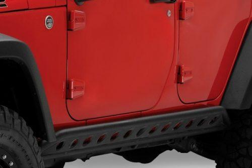 Smittybilt sidebars SRC Rocker - Jeep Wrangler JK 2-deurs (paar)