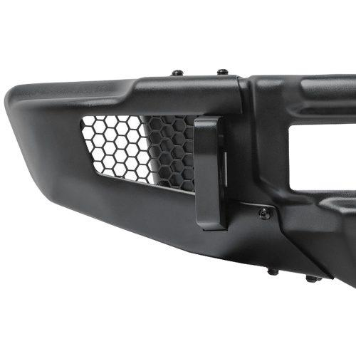 Smittybilt stalen achterbumper Stryker - Jeep Wrangler JK 07-18