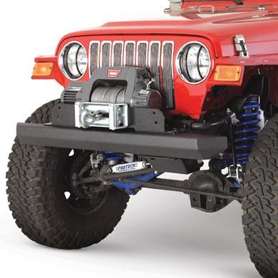 Smittybilt Voorbumper Classic Rock Crawler- Jeep Wrangler YJ