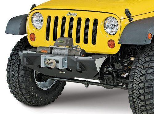 Smittybilt Voorbumper XRC M.O.D. - middelste gedeelte - Jeep Wrangler JK