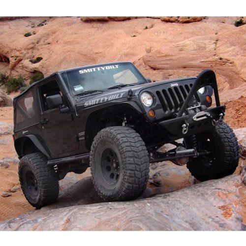SMITTYBILT Fender Flares Set XRC - Jeep Wrangler JK