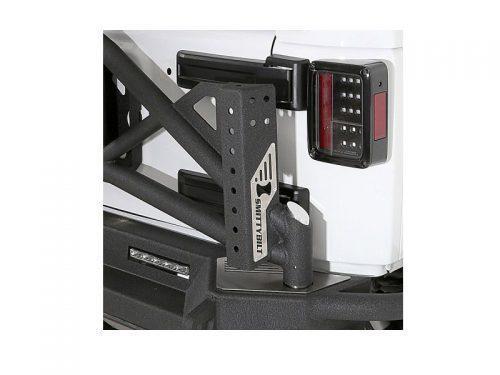 SMITTYBILT geschroefde bandendrager SRC XRC Gen2 - Jeep Wrangler JK