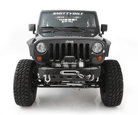 SMITTYBILT voorspatborden Armor XRC - Jeep Wrangler JK