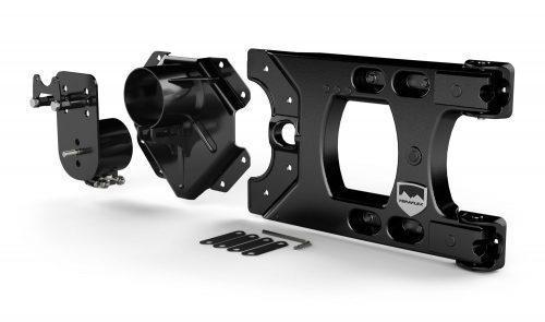 Teraflex scharnierende drager HD verstelbare bandbevestiging - Jeep Wrangler JK