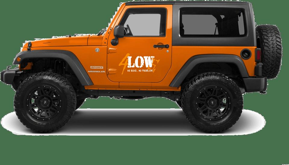 4Low Budel | Specialist in Jeep onderdelen en accessoires